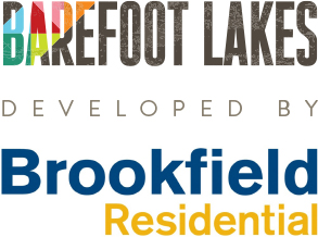 Barefoot Lakes - Developed by Brookfield Residential